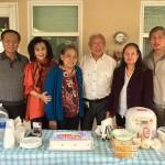 PSSI USA dan HUT Khing ke 56-dr Heru n Hanny