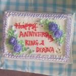 PSSI USA dan HUT Khing ke 56 n Diana