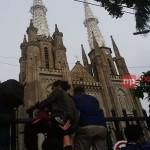 Daya tarik arsitektur Gereja Katedral