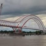 Jembatan Kapuas Tayan Kalbar