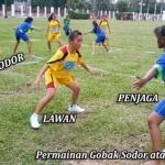 3-permainan tradisional Jawa Tengah - Gobag sodor