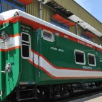 Kereta INKA yang dipesan Bangladesh