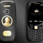 Versi Supremo Putin-Nokia 3310 Gresso