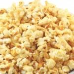 Camilan popcorn