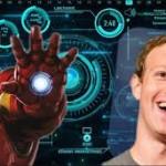 Bos FB membuat Robot Asisten Iron Man