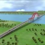 Jembatan pulau Tayan