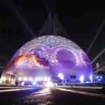 Kubah Bioskop di Nusa Dua
