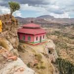 gereja diatas langit ethiopia