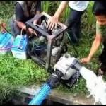 Knalpot Bekas diubah Tukang kebun Jadi Pompa Air Tanpa Listrik