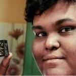 Remaja India ciptakan Satelit teringan didunia