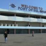 pelabuhan belawan medan