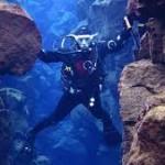 Charlotte Burn-13 th anak pertama menyelam di celah Amerika Utara dan Eropa