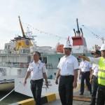 Menteri Perhubungan - 100 Kapal untuk Tol Laut