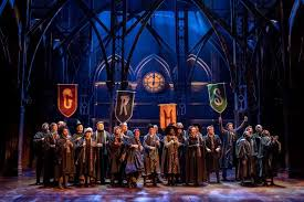 Teater Cursed Child di Panggung Broadway