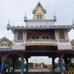 Wisata ala Tiongkok murah di Kenjeran Park