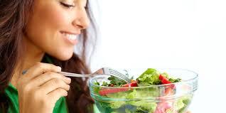 makan salad