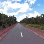 6313 Km Jalan Trans Papua Barat telah beraspa