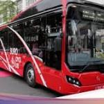 Bis Suroboyo serba otomatis dan bisa bayar dengan sampah