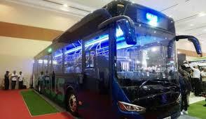 Bus Listrik akan beroperasi di Bandara Soetta