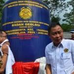 Dibangun 500 Sumur Bor Sumber air bersih di Indonesia