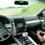 mobil otomatis tanpa pengemudi