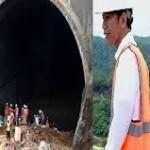 Akan dibangun Terowongan terpanjang RI Rp 9T
