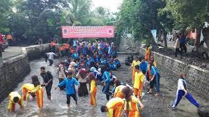 Sekolah Sungai di Klaten