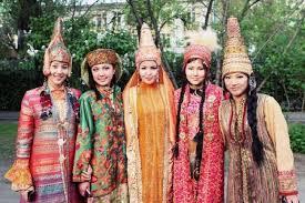 cantik suku kazak