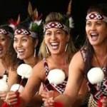 cantik suku maori