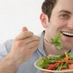 makan sayur