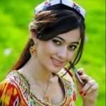wanita cantik suku uighur