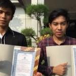 Pemuda yang melawan Begal di Bekasi raih penghargaan