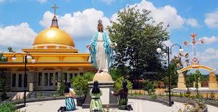 Taman Doa Santa Maria Fatima Ngrawoh
