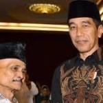 Tukang sampah jujur bertemu Jokowi