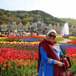 kampung tulip bandung 2018