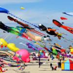 Festival Layang2 Internasional di Pangandaran