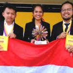 Mahasiswa Indonesia Juara Dunia Teknologi Mobil ber-BBM Plastik