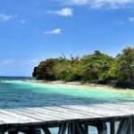 keindahan pulau tobelo