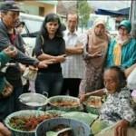 mBah Pon Penjual Gudeg di Pasar Beringharjo
