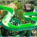 Waterboom Bali Terbaik kedua Waterpark Dunia