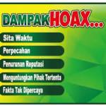 Bahaya mengintai dari kabar Hoax