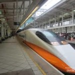 Begini Rasanya naik Kereta Cepat di China