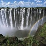 Devils Pool-Zambia Afrika Selatan