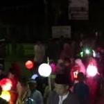 Pawai Lampion sambut Tahun Baru Hijrah di Mamasa