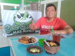 Soto Batok Mas Alfan-Ramaikan Kuliner Soto di Jogya