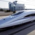kereta cepat crh 380a