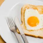 sarapan roti dan telur