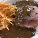 Bikin Steak Tenderloin Saus Black papper yang nikmat