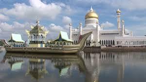 Indonesia Tourism Table Top di Hotel Radisson Bandar Seri Begawan