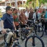 Menteri ESDM tentang motor listrik di Bali